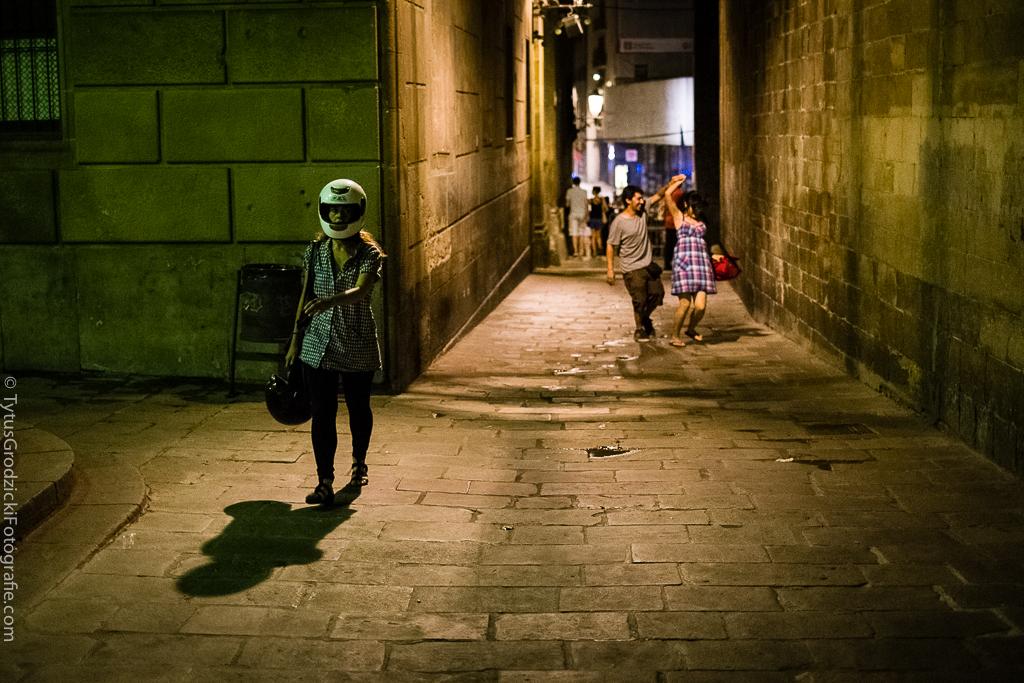 Barcelona, Spain, 2013.